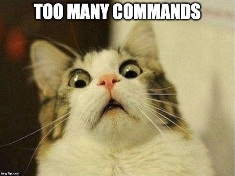 too-many-commands